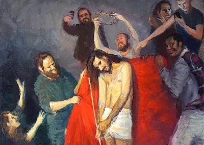 Christ outragé